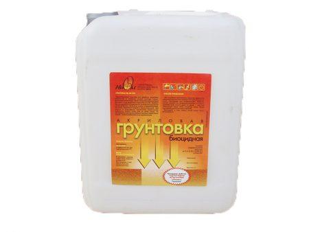 Грунт биоцидный НИОМ ВД-АК-100